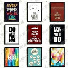 Poster Decorations Home Posters Board Ideas For