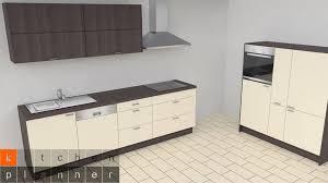 zweizeilige küchen ohne e geräte günstig kaufen
