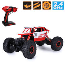 100 Monster Truck Kids Buy Choice Rock Crawler 4WD 24 Ghz 4x4 Rally Car RC