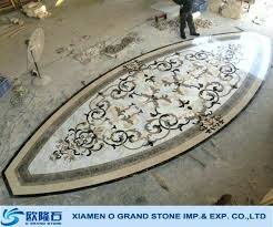 medallion tile flooring marble tile floor medallion