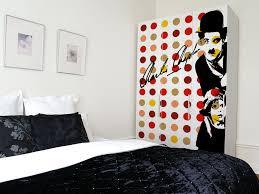 100 Pop Art Bedroom Chaplin Furniture Coating Partnershi