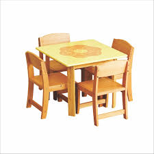 Wooden Table Chairs Set For Kids | High Quality Wooden Kids ...