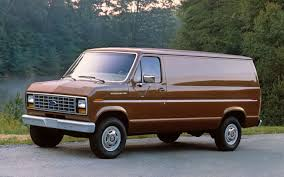 100 Econoline Truck 19612013 Ford Timeline Trend