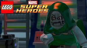 That Sinking Feeling Lego Marvel Minikit by Lego Marvel Super Heroes 10 Dr Destino Pt Br Youtube