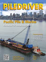 Piledriver-q1-2013-final-lr.pdf | Deep Foundation | Geotechnical ...
