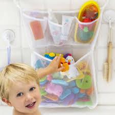 details zu kinder baby spielzeug aufbewahrungsbeutel badespielzeug netz tasche badezimmer