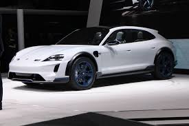 100 Porsche Truck Price Mission E Cross Turismo Concept Second Electric Model Previewed
