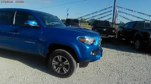 100 Toyota Tacoma Used Trucks Used Truck 2016 SR5 Double Cab Long Bed 4WD 2019
