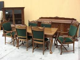 Room Set Remarkable Design Antique Dining Table And Chairs Shining Ideas Sets Furniture Tables For Sale Uk