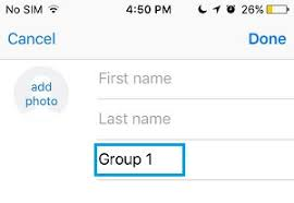 How to Send Group Emails iPhone and iPad