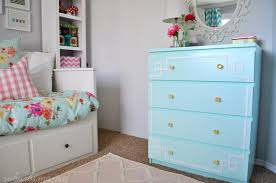 Ikea Nyvoll Dresser Grey by Suburbs Mama Ikea Malm Dresser Hack Before And After