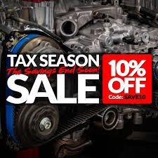 Our Tax Season Sale ENDS SOON! Use Coupon Code