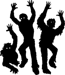 The Walking Dead Pumpkin Stencils Free by The Walking Dead Clipart Transparent Pencil And In Color The