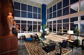Living Room Area Rugs Target by Cool Living Rooms View In Gallery City Skyline Becomes An Integral