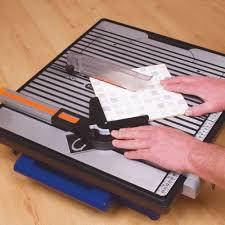 Brutus Tile Cutter Instructions by Vitrex 103421 103420 Vitrex Versatile Power Tile Cutter