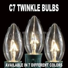 c7 twinkle incandescent outdoor lights replacement