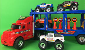Bright Wheels Monster Mover Trucks PlaySet For Kids - Colorful ... Hooked Monster Truck Hookedmonstertruckcom Official Website Of Melissa And Doug Dump Loader Set Dcp Blue Peterbilt 379 63 Stand Up Sleeper Cab Only 164 Tas032317 Mattel Autographed Hot Wheels Grave Digger Diecast Driver Dies Wreck Leaves Truck Haing From Dallas Overpass Wtop Custom 187 Bfi Mack Mr Leach 2rii Garbage Finished Youtube Mail Toysmith Toys For Tots Toy Drive Driven By Nissan Six Flags Over Texas Little Tikes Play Ride On Toy Carsemi Trailer Blue Accsories Fort Worth Disneypixar Cars Playset Walmartcom