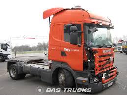 Scania R420 Retarder Mega Euro 4 Unfall Tractorhead - BAS Trucks