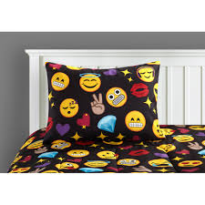 Zipit Beddingcom by Emojipals Bed In A Bag Bedding Set Online Only Walmart Com