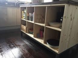 cuisine fait ilot de cuisine fait maison 0 un 238lot central avec un bar 224