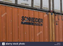 Schneider National Trucking Company Logo On Intermodal Container On ... Portland Container Drayage And Trucking Service Services Exclusive New Driver Group Formed As Wait Times Escalate At Cn How Often Must Trucking Companies Inspect Their Trucks Max Meyers Jb Hunt Revenues Rise On Higher Freight Volumes Transport Topics Intermodal Directory Intermodal Ra Company Competitors Revenue Employees Owler Frieght Management Tucson Az J B Wikipedia List Of Top Companies In India All Jung Warehousing Logistics St Louis Mo