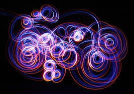 Digital graphy 2 Light Painters PHS Visual Art Department