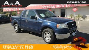 100 Work And Play Trucks Sold 2007 Ford F150 XL In Fontana