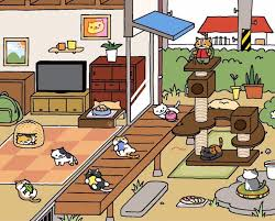 On Neko Atsume And Lifestyle Creep