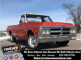 100 69 Gmc Truck 19 GMC CK 10 For Sale ClassicCarscom CC1179768