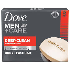 Amazon.com : Dove Men+Care Body And Face Bar, Deep Clean 4 Oz, 8 ... Our Soaps Alegria Handcrafted Amazoncom Soapworks Tea Tree Soap Bar Bath Beauty Body Walmartcom Lever 2000 Original 4 Oz 8 Natural Skin Lightening Care Products By Honey Sweetie Acres Pre De Provence Shea Butter Enriched Artisanal French Only One With Nature Dead Sea Mineral