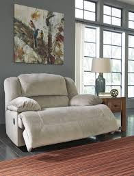 Wall Hugger Reclining Sofa by Toletta Granite Wide Seat Recliner 5670352 Recliners