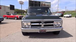 1972 GMC 2500 Pickup - YouTube