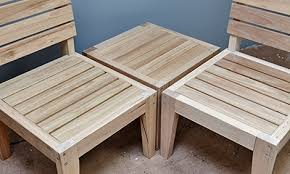 How To Make D I Y Modular Outdoor Furniture