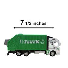 Amazon.com: Dazzling Toys Garbage Truck Car With Trash Can ... Kids Garbage Truck Videos Trucks Accsories And City Cleaner Mini Action Series Brands Learn For Children Babies Toddlers Of Toy Air Pump Products Www L Tons Fun Lets Play Garbage Trash Can Toys Green Recycling Dickie Blippi Youtube Video Teaching Colors Learning Unlock Pictures Binkie Tv Numbers Bruder Mack Vs Btat Driven Toddler Toy Lovely For Toys