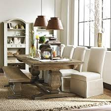 Home Decorators Collection Aldridge Antique Walnut Wood Dining Bench NB 046AW