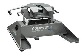 B&W Companion Hitch - 5th Wheel Hitch - Fifth Wheelers Australia