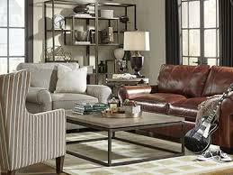 Broyhill Laramie Microfiber Sofa In Distressed Brown by Living Room Furniture Sets U0026 Decorating Broyhill Furniture