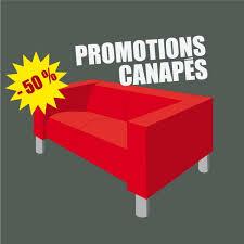 promotions canapé le visuel promotion canapé