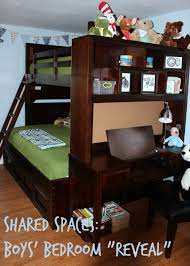 shared spaces bunk beds for kids reveal