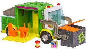 The Grossery Gang Series 3 Putrid Power Muck Chuck Garbage Truck ...