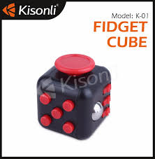 Camouflage Custom Made Fidget Toy Marble Cube Anti Stress For Sale