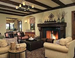 Spanish Living Room Design