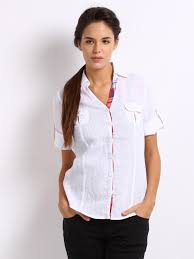 exclusive shirts tops and tunics for women by top brands