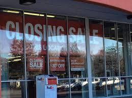 fice Depot responds to closing of DeWitt store Cicero store to