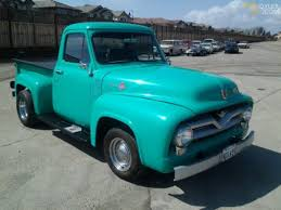 Classic 1955 Ford F-100 Pickup For Sale #671 - Dyler The Mid50s Ford F100 Was A Mean Ride For Sale 1955 Pickup Completely Original Unstored Courier Wikipedia For Sale Near Fort Worth Texas 76137 Classics On Blue Front Angle Panel Truck Hot Rod Network Ford Stepside Pickup Service Truck Project Runs Visual History Of The Bestselling Fseries Affordable Vintage Ruelspotcom Tempe Arizona 85284 Classic 566 Dyler
