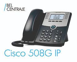 De Cisco 508G IP Telefoon #voip #ip #sip #telefonie #Belcentrale ...