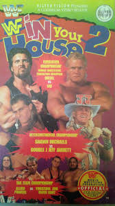 Halloween Havoc 1995 by Ppv Review In Your House 2 The Lumberjacks Retro Pro