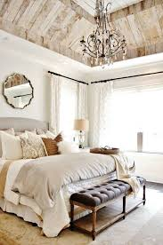 Stunning 2016 Bedroom Design With Reclaimed Wooden Ceiling And Cozy Decor