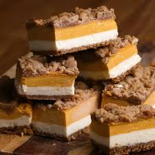 Pumpkin Cheesecake Bars Recipe By Tasty Best 25 Cheesecake Toppings Ideas On Pinterest Cheesecake Bar Wikiwebdircom Blueberry Lemon Bars Recipe Nanaimo Video Little Sweet Baker 17 Wedding Ideas To Upgrade Your Dessert Bar Martha Snickers Bunsen Burner Bakery Make Everyone Happy Southern Plate Apple Carmel Apple Caramel The Girl Who Ate Everything