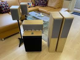 dolby surround system lautsprecher jbl und magnat